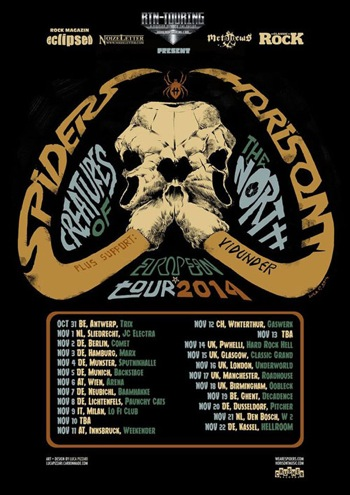 Creatures-Of-The-North-Euro-Tour-2014